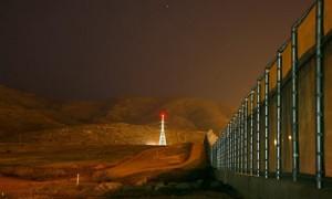 The US-Mexico Border at Tijuana