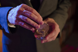 """I wasn't planning a suicide, but a wise man should always be prepared."" 