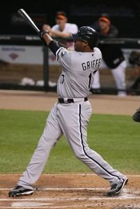 Ken Griffey Jr - August 27, 2008