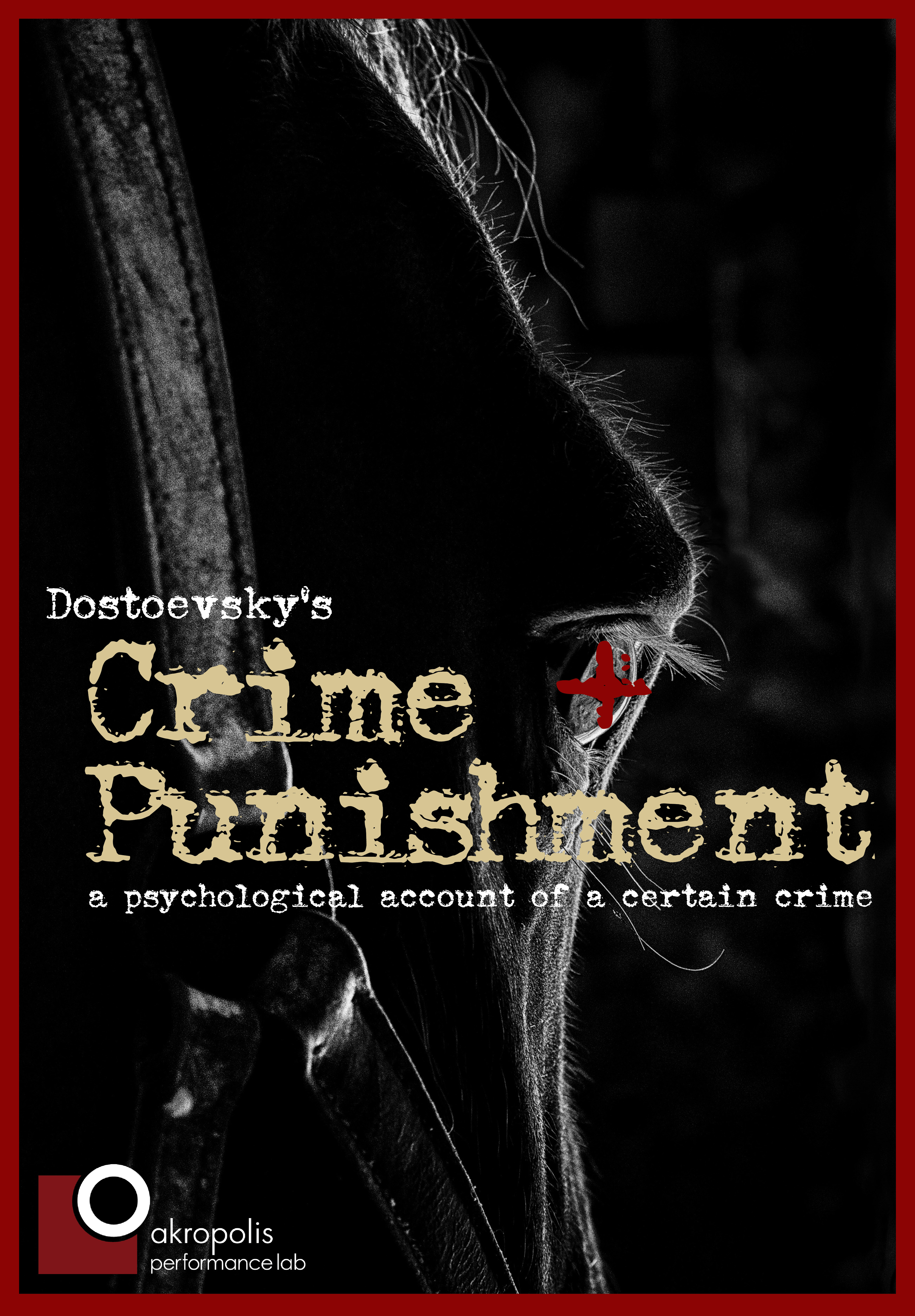 Poster-Crime + Punishment